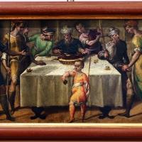 Gian francesco modigliani, storie eucaristiche, 1600-10 ca, dal duomo di forlì, agnello pasquale - Sailko - Forlì (FC)