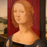 Lorenzo di credi, dama dei gelsomini, 1485-90 ca., 02 - Sailko - Forlì (FC)