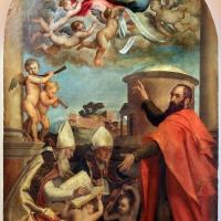 Francesco menzocchi, san paolo detta precetti a due vescovi, 1540-50 ca., dal duomo di forlì - Sailko - Forlì (FC)