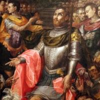 Livio modigliani, san valeriano predica ai soldati romani, suoi commilitoni, 1550-75 ca., dal duomo di forlì, 02 - Sailko - Forlì (FC)