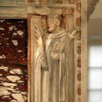 Sarcofago del beato giacomo salomoni, 1340 ca., da s. giacomo apostolo in san domenico, 07 pietro martire - Sailko - Forlì (FC)