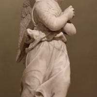 Antonio rossellino, sarcofago del beato marcolino amanni, 1458, da s. giacomo in s. domenico a forlì, 05 angelòo - Sailko - Forlì (FC)