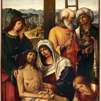 Baldassarre carrari, cristo deposto, 1490-1515 ca, da s. biagio in s. girolamo a forlì - Sailko - Forlì (FC)