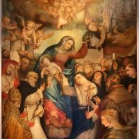 Pier paolo menzocchi, madonna del rosario, 1585 ca., da s. giacomo in s. domenico a forlì 01 - Sailko - Forlì (FC)