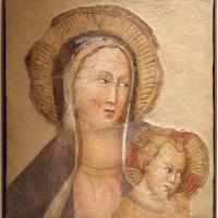 Augustinus, madonna col bambino, xiv secolo, da s.m. assunta in laterano (o in schiavonia) a forlì - Sailko - Forlì (FC)