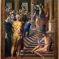 Gian francesco modigliani, presentazione di maria al tempio, 1590-1600 ca. 01 - Sailko - Forlì (FC)