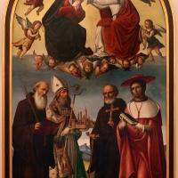 Baldassarre carrari, incoronazione della vergine e santi, 1512, dall'altare maggiore di san mercuriale, 01 - Sailko - Forlì (FC)
