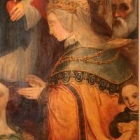 Pier paolo menzocchi, madonna del rosario, 1585 ca., da s. giacomo in s. domenico a forlì 06 - Sailko - Forlì (FC)