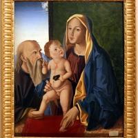 Giovan battista rossetti (attr.), madonna col bambino, 1500-40 ca - Sailko - Forlì (FC)