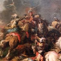 Nicola bertuzzi, scena di battaglia, 1750-70 ca. 02 - Sailko - Forlì (FC)