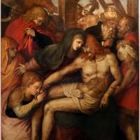 Francesco menzocchi, deposizione, 1562, da s.m. del carmine a forlì - Sailko - Forlì (FC)