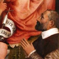 Sebastiano menzocchi, sposalizio di santa caterina alla presenz di san giovannino di un donatore, 1572, 02 - Sailko - Forlì (FC)