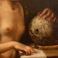 Guido cagnacci, allegoria dell'astrologia sferica, 02 globo celeste - Sailko - Forlì (FC)