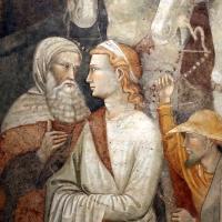 Augustinus, corteo dei magi e santi, xiv secolo, da s.m. assunta in laterano (o in schiavonia) a forlì 02 - Sailko - Forlì (FC)