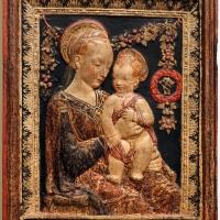 Antonio rossellino (da), madonna col bambino, stucco, 1475-1500 ca - Sailko - Forlì (FC)