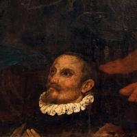 Francesco menzocchi, sacra famiglia con santo stefano e un committente, 1540-50 ca., da s.m. dei servi a forlì 02 - Sailko - Forlì (FC)