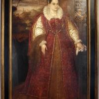 Pier paolo menzocchi, ritratto di cesarina hercolani, 1560-80 ca - Sailko - Forlì (FC)