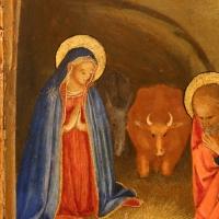 Beato angelico, natività e preghiera nell'orto, 1440-50 ca., 04 - Sailko - Forlì (FC)
