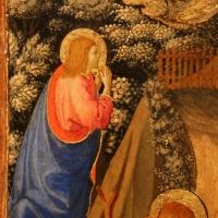 Beato angelico, natività e preghiera nell'orto, 1440-50 ca., 08 - Sailko - Forlì (FC)