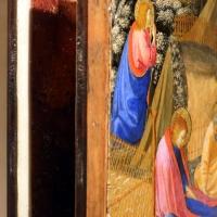Beato angelico, natività e preghiera nell'orto, 1440-50 ca., 12 retro - Sailko - Forlì (FC)