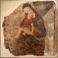 Maestro dei baldraccani, madonna col bambino, 1480-1510 ca., dal palazzo di cesare albicini in forlì - Sailko - Forlì (FC)