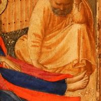 Beato angelico, natività e preghiera nell'orto, 1440-50 ca., 10 - Sailko - Forlì (FC)
