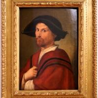 Girolamo marchesi da cotignola, ritratto virile, 1500-50 ca - Sailko - Forlì (FC)