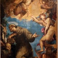 Ferraù fenzoni, san francesco intercede per le anime del purgatorio, 1614 ca., dal duomo di forlì - Sailko - Forlì (FC)