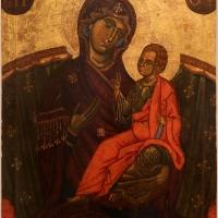 Suola di giunta pisano, madonna col bambino, 1255-60 ca., dalla congr. della carità a forlì - Sailko - Forlì (FC)