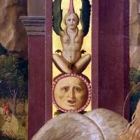 Marco palmezzano, annunciazione, da s.m. dei servi a forlì, 1511-12, 03 grottesche - Sailko - Forlì (FC)