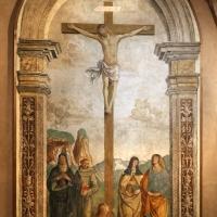 Marco palmezzano, crocifissione e santi, 1492, da s.m. della ripa a forlì, 01 - Sailko - Forlì (FC)