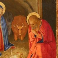 Beato angelico, natività e preghiera nell'orto, 1440-50 ca., 05 - Sailko - Forlì (FC)