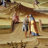 Marco palmezzano, annunciazione, 1495-97 ca., da s.m. del carmine a forlì, 07 eremiti - Sailko - Forlì (FC)