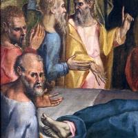 Gian francesco modigliani, morte della vergine, 1590-1600 ca. 02 apostoli - Sailko - Forlì (FC)