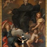 Francesco trevisani, gloria di san pellegrino laziosi - Sailko - Forlì (FC)