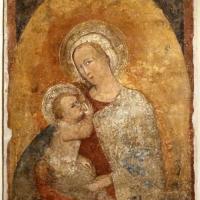 Guglielmo degli organi (attr.), madonna della provvidenza o della salute, 1390 ca - Sailko - Forlì (FC)