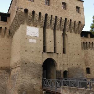 Rocca di Forlimpopoli - Ponte levatoio della Rocca di Forlimpopoli foto di: |Enrico Filippi| - Comune di Forlimpopoli
