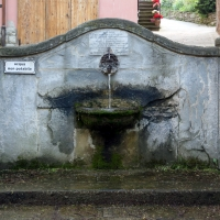 Pianetto di galeata, fontana pubblica - Sailko - Galeata (FC)