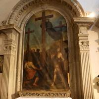 Scuola toscana o romagnola, scena miracolosa, xviii secolo 01 - Sailko - Galeata (FC)