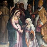 Stradano, visitazione, 1599, 06 - Sailko - Galeata (FC)