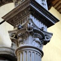Pianetto (galeata), santa maria dei miracoli, interno, tempietto della madonna 04 - Sailko - Galeata (FC)