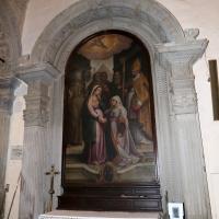 Stradano, visitazione, 1599, 01 - Sailko - Galeata (FC)