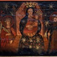 Pianetto (galeata), santa maria dei miracoli, interno, tempietto della madonna, madonna miracolosa del xv secolo 2 - Sailko - Galeata (FC)