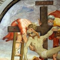 Scuola del vasari, deposizione dalla croce, 1550-1600 ca. 04 - Sailko - Galeata (FC)
