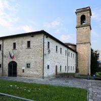 Pianetto (galeata), santa maria dei miracoli, esterno, campanile attr. all'ammannati, 01 - Sailko - Galeata (FC)