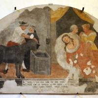 Pianetto (galeata), santa maria dei miracoli, internom, affreschi staccati 03 - Sailko - Galeata (FC)