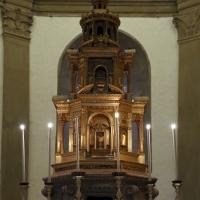 Pianetto (galeata), santa maria dei miracoli, interno, altare maggiore - Sailko - Galeata (FC)