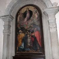 Matteo confortini, assunta e santi, 1596, 01 - Sailko - Galeata (FC)