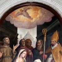 Stradano, visitazione, 1599, 05 - Sailko - Galeata (FC)
