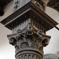 Pianetto (galeata), santa maria dei miracoli, interno, tempietto della madonna 03 - Sailko - Galeata (FC)